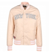 Blouson JKT STADIUM SCHOTT  Brode New York  Blush Rose Clair