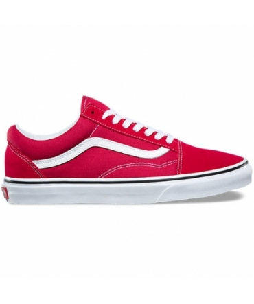 Vans Old Skool Crimson True/White A38G1Q9U