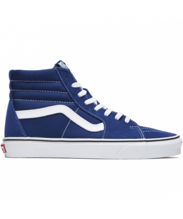 Vans Chaussures SK8-HI Estate Blue/True White A38GEQ9W