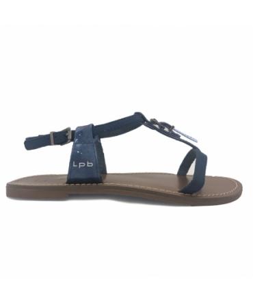 Les P'tites Bombes Sandale 5- Zhoé V.Bleu