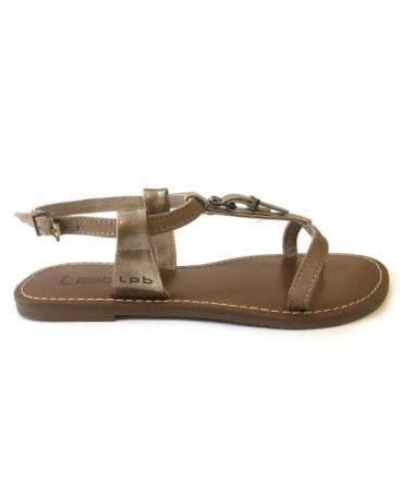 Les P'tites Bombes Sandale 5- Zhoé V.Taupe