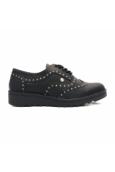 Les P'tites Bombes Derby et chaussure 6- Gabriella Noir