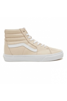 Vans SK8-HI Leather Sand Dollar Beige A38GEUA8