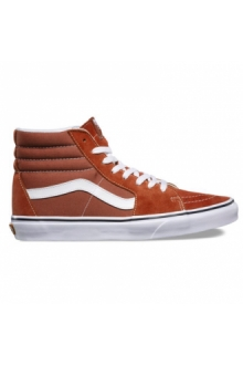 vans SK8-HI hot sauce/true white A38GEUKZ1