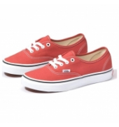 VANS Authentic Hot sauce/True white A38EMUKZ1