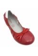 Ballerines 7-ELFIE Rouge