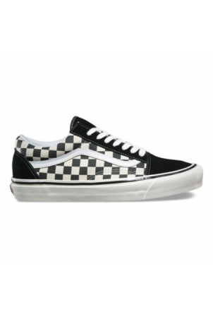 Vans OLD SKOOL (primary check) blk/w A38G1P0S1
