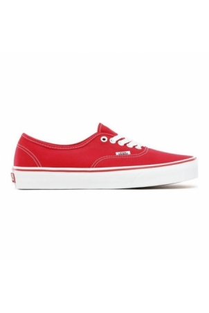 Vans AUTHENTIC Red EE3RED