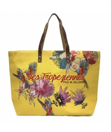 Sac Les Tropeziennes DEA02 - JAUNE