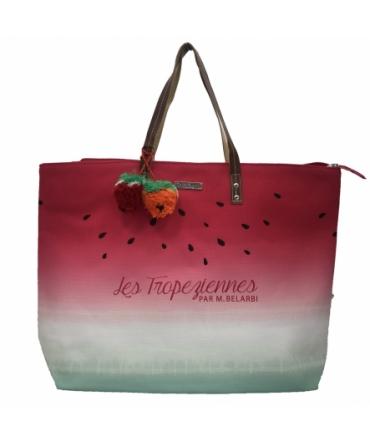 Sac Les Tropeziennes DIN02 - rose