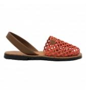 POPA granadella rouge&cuir 99010