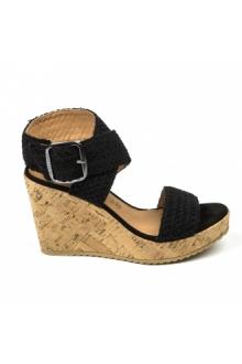 Chattawak sandales 7-LADY Noir