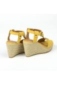 Chattawak sandales 7-LIVE Jaune
