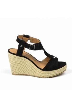Chattawak sandales 7-LIVE Noir