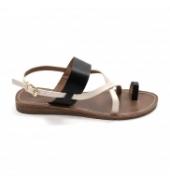 Chattawak sandales 7-VALERIANE Noir
