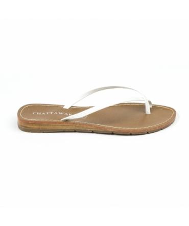 Chattawak sandales 7-RIADE Blanc