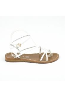 Chattawak sandales 7-ROCHE Blanc
