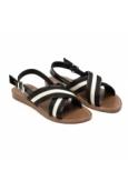 Chattawak sandales 7-TIFFANY Noir