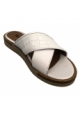 NGY sandales ANNY Trucco Blanc