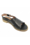 NGY sandales SONIA Sauvage Noir