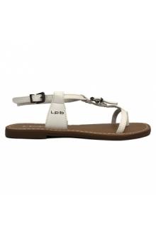 Les P'tites Bombes Sandale 7- ZHOE V. Blanc