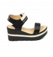 Chattawak sandales 9-PAVOT Noir