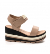 Chattawak sandales 7-PAVOT Poudre
