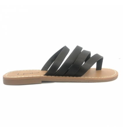 Tongs LPB Roxanne Noir