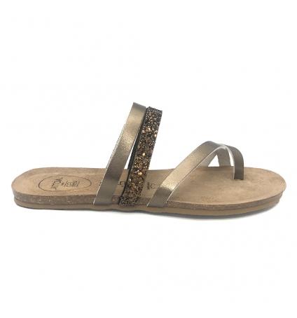 AMOA sandales LORGUES Aciero/Glit