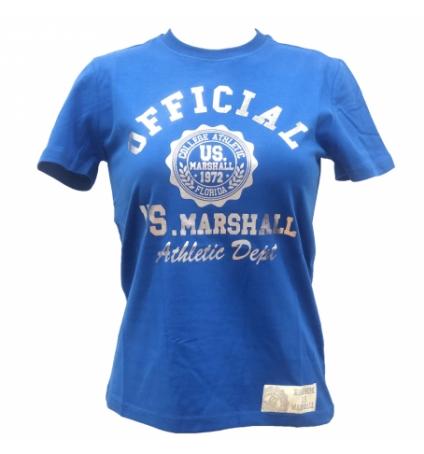 T-shirt US Marshall Bleu florida