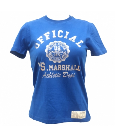 T-shirt US Marshall Bleu florida
