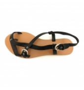 Sandales noires doli berry