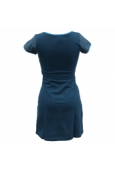 Robe Bamboo's Fashion Bleu