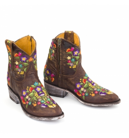 Bottines Mexicana Sorazipper