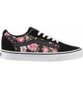 Vans Ward  Rose Black A3IUNXNW1