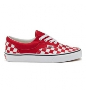Vans era (checkerboard) racing red VN0A4BV4SE1