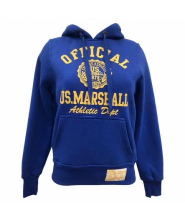 Sweat Us Marshall Bleu/Orange