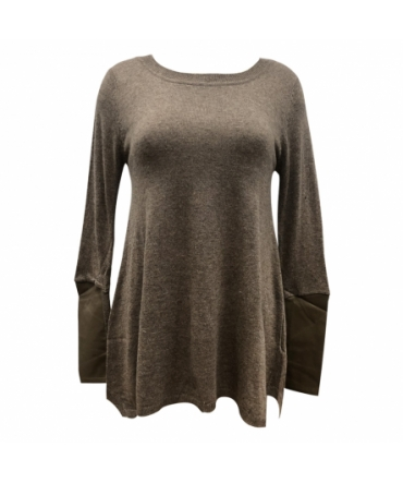 Vision de Rêve Pull 12005 Taupe