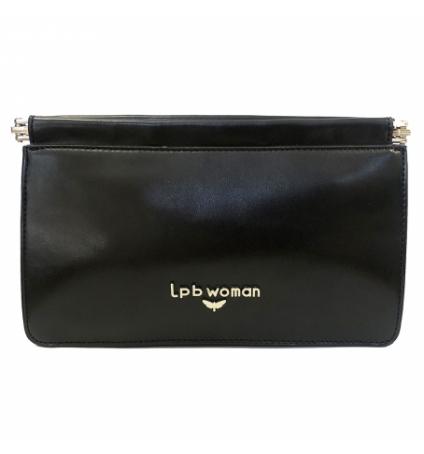 LPB Woman pochette noir