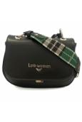 LPB Woman sac à main bride motifs écossais