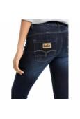 Lois pantalon denim blue lua push up 206782960