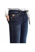 Lois pantalon denim blue monic 2090042960
