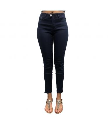 Les Petites bombes Pantalon Skinny Ultras Stretch Noir Bleu W19V2101