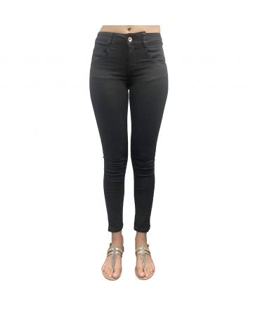 Les Petites bombes Pantalon Skinny Noir W19V1401