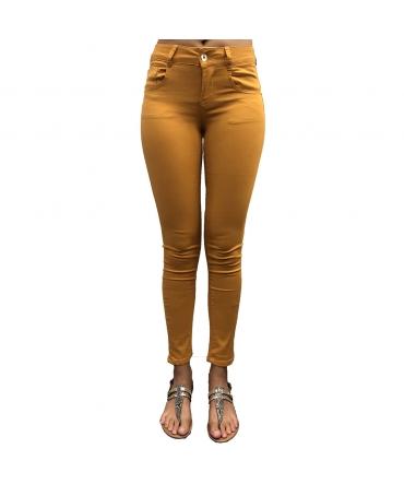 Les Petites bombes Pantalon Skinny Cannelle W19V1401