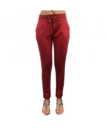 Les Petites bombes Pantalon Jogger Lipstick Rouge W19V1103