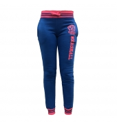 weet Company Jogging United Marshall College Bleu Rose