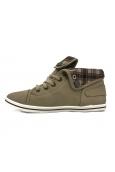 Nice Shoes Basket Beige  1350-3
