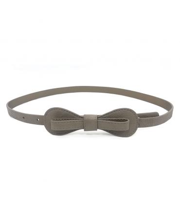 Vero Moda Ceinture Taupe Double Waist Belt
