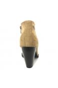 Les Petites bombes W19TERRY Camel Suedine